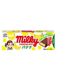 Bonbons Milky - Banane!