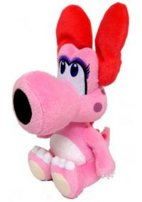 Toutou Super Mario Par Sanei - Birdo 6 Pouces