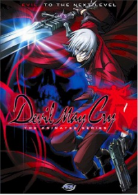 Devil May Cry The Animated Series Volume 1 Épisodes 1-4