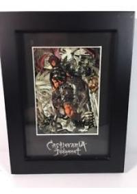Laser Cel (Celluloid) De Castlevania Judgment Limited Edition