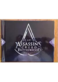 Artbook The Art Of Assassin's Creed Brotherhood Par Piggyback