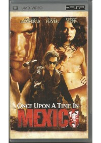 Once Upon A Time In Mexico Film UMD / PSP