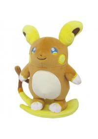 Toutou Pokemon Par Sanei - Raichu Alolan 8 Pouces