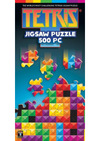 Casse-Tête Tetris (500 pcs)