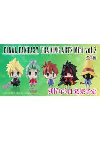 Boîte Mystère Final Fantasy Trading Arts Mini vol. 2