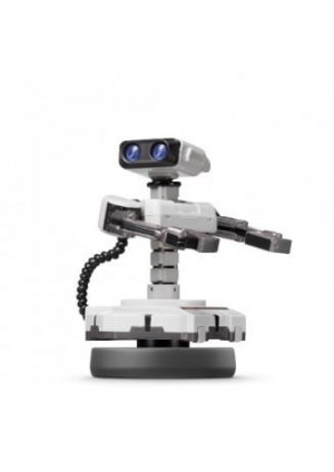 Figurine Amiibo Super Smash Bros. - Robot (R.O.B.)