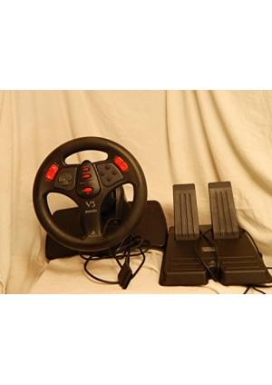 Volant V3 Racing Wheel De Interact Pour PS1