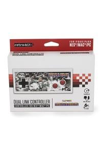 Manette Dual Link Pour NES Et PC Par Retro-Bit - Ghosts 'N Goblins