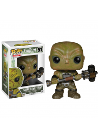 Figurine Funko POP! #51 Fallout - Super Mutant