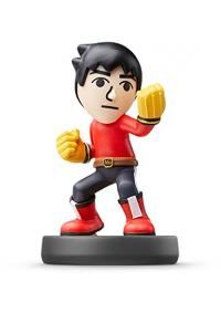 Figurine Amiibo - Super Smash Bros. - Mii Brawler
