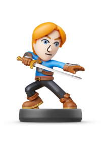 Figurine Amiibo  - Super Smash Bros - Mii Swordfighter