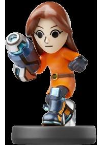 Figurine Amiibo  - Super Smash Bros - Mii Gunner