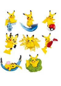 Aimants Figurine Pikachu
