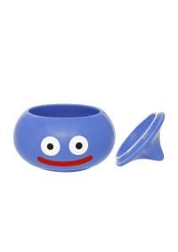 Bol Avec Couvercle Slime Bleu En Céramique