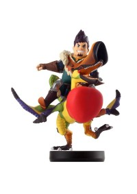 Figurine Amiibo Monster Hunter - Kulpecco & Dan