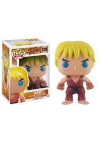 Figurine Funko Pop! #138 Street Fighter - Ken