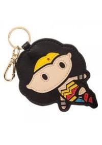 Porte-Clé en Polyurethane - Wonder Woman