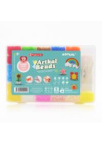 Perles à Fusionner Artkal  Midi - Kit de Départ 9600 Perles