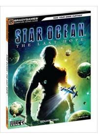 Guide Star Ocean The Last Hope Par Bradygames (Couvre Xbox 360)
