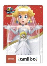 Figurine Amiibo Mario Odyssey - Peach