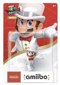 Figurine Amiibo Mario Odyssey - Mario