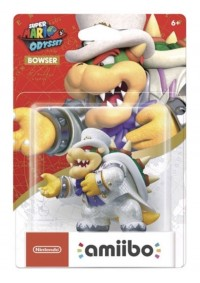 Figurine Amiibo Mario Odyssey - Bowser