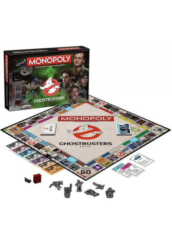 Monopoly Ghostbuster Edition