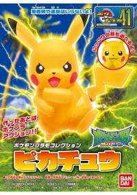 Model Kit Pokemon ''Poke Pla'' : Pikachu