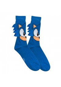 Chaussettes Sonic the Hedgehog - Visage