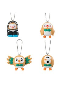 Gashapon Pokemon Collection Rowlet