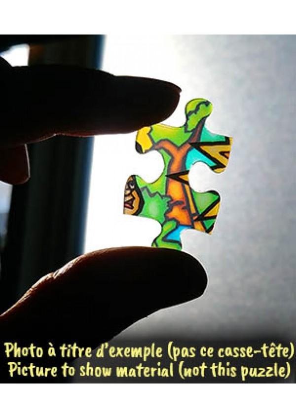 Casse-Tête Semi-Transparent - Sanrio En Musique 165 Pièces