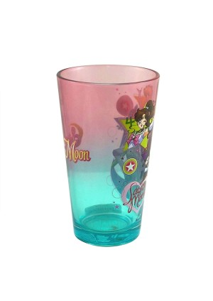 Verre (Pinte) Sailor Moon - Groupe