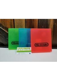 Boite De Plastique Officielle Nintendo Pour Cartouches NES (Différentes Couleurs)