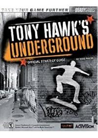 Guide  Tony Hawk's Underground Par Bradygames