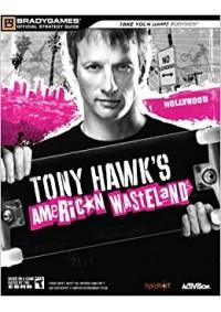 Guide  Tony Hawk's American Wasteland Par Bradygames