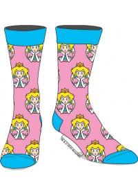 Chaussettes Super Mario - Peach