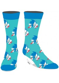Chaussettes Sonic the Hedgehog - Motifs