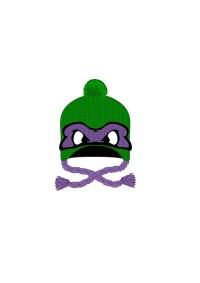 Tuque TMNT - Donatello