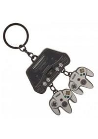 Porte-Clé Nintendo - Console N64