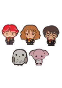 Épinglettes Harry Potter - Kit de 5