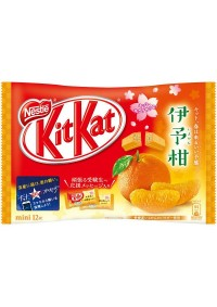 Chocolat Kit Kat Mini - Tangerine
