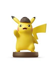 Figurine Amiibo Detective Pikachu