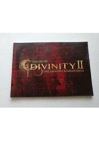 Artbook The Art Of Divinity II The Dragon Knight Saga
