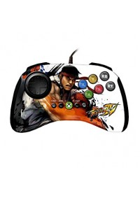 Manette Fightpad Avec Fil Mad Catz Street Fighter IV Ryu / Xbox 360