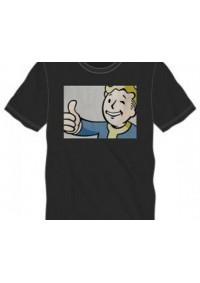 T-Shirt Fallout - Vault Boy