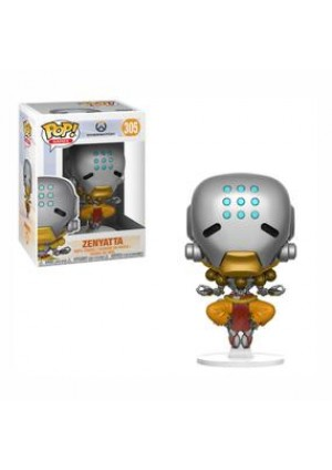 Figurine Funko Pop # 305 - Overwatch (Zenyatta)