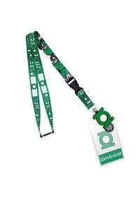 Lanière de Cou (Lanyard) DC - Green Lantern