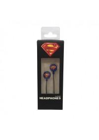 Écouteurs Boutons - Superman