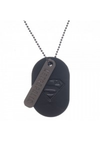 Dog Tag Superman