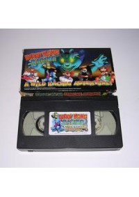 Cassette VHS Promo Diddy Kong Racing